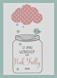 WORKSHOP Pink Frilly