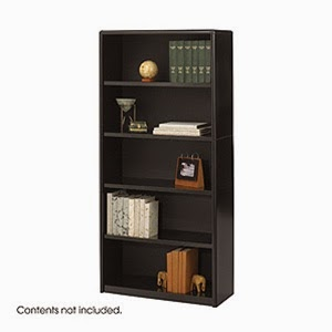 Safco Value Mate Steel Bookcase