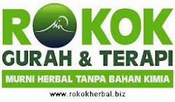 Rokok herbal gurah dan terapi bio energi untuk kesehatan