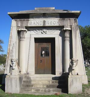 Sanderson Mausoleum