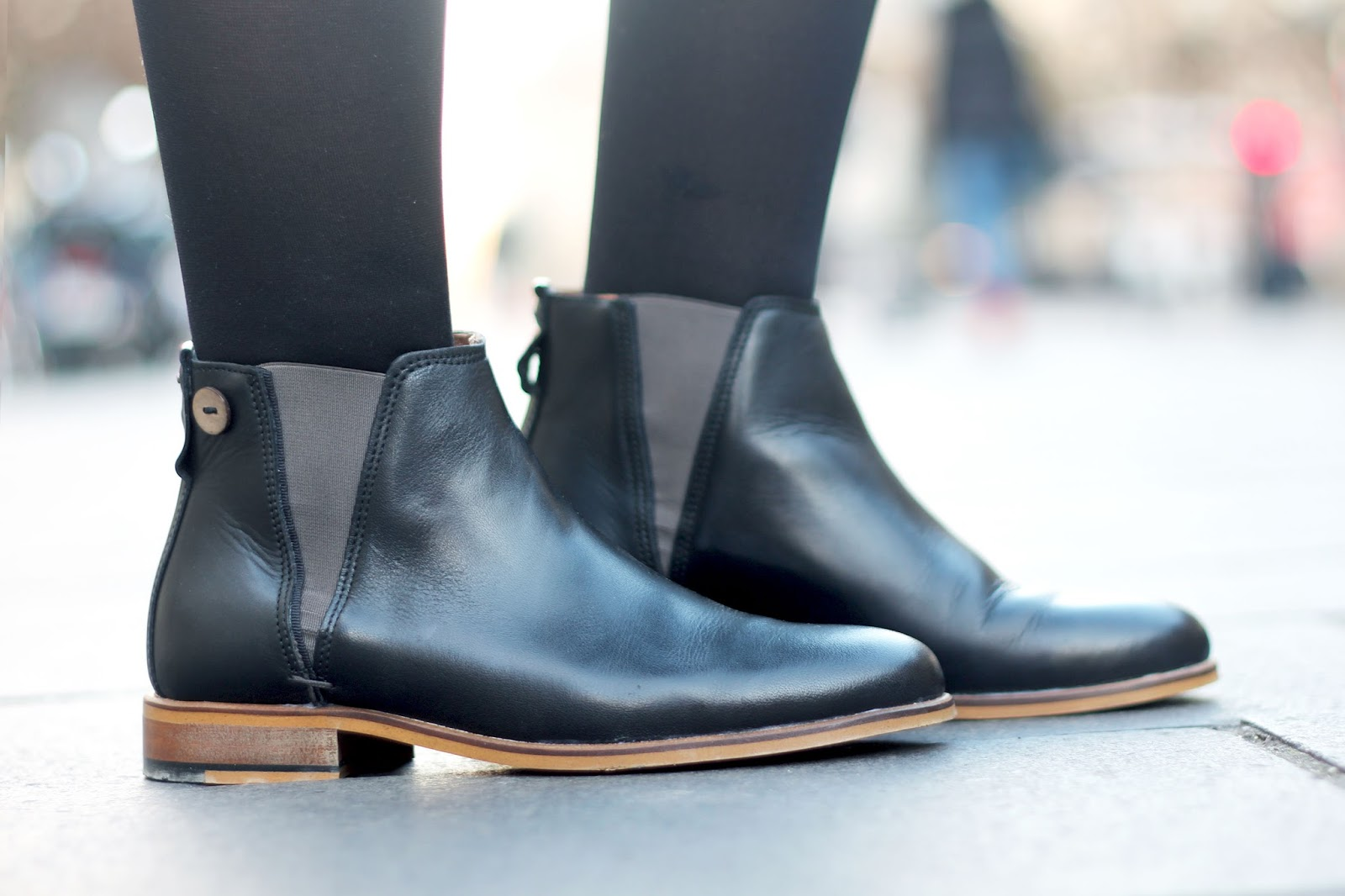 Bottines Faguo