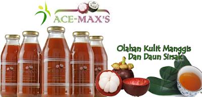 Obat Tradisional Darah Tinggi Herbal Ace Maxs