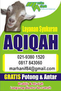 Layanan Aqiqah