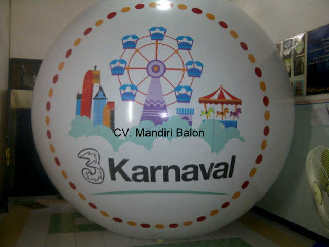 Balon Carnaval 3