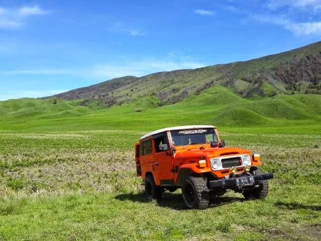 Sewa Jeep Murah Tour ke Bromo