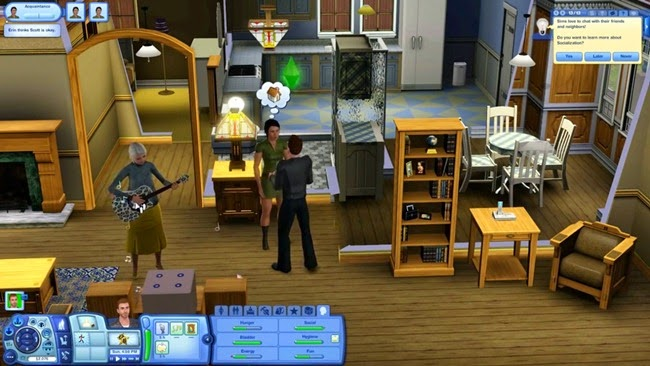 The Sims 3 (2)