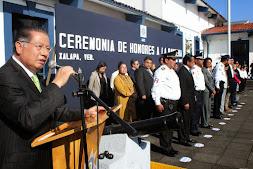 Prevención, clave para la seguridad: Ríos Alvarado