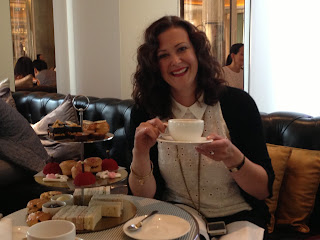 Founder of The Secret Tea Society, Claire Worrell