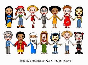 MONTE CLARO: JANTAR COMEMORATIVO DO DIA INTERNACIONAL DA MULHER