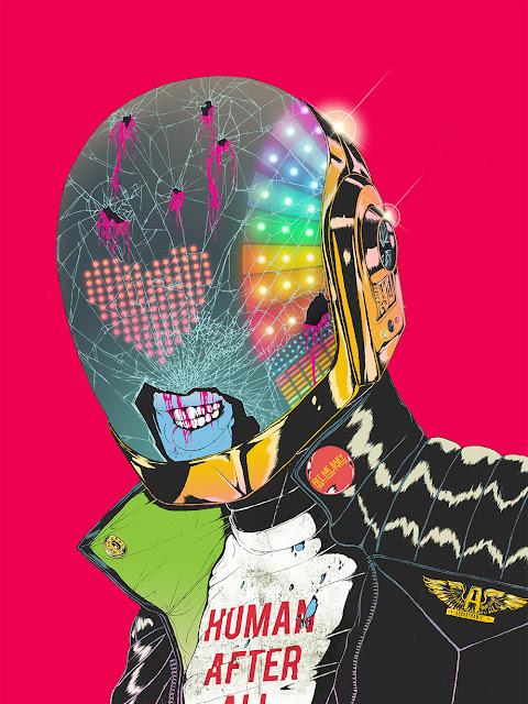 Boneface Daft Punk