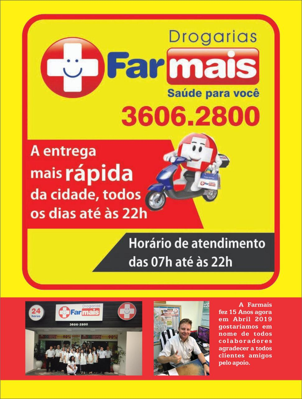 DROGARIAS FARMAIS
