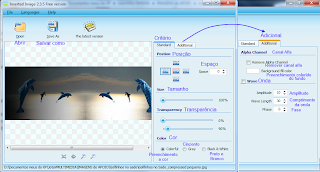 """Inverted Image - Mirror Image Tool"" Interface"