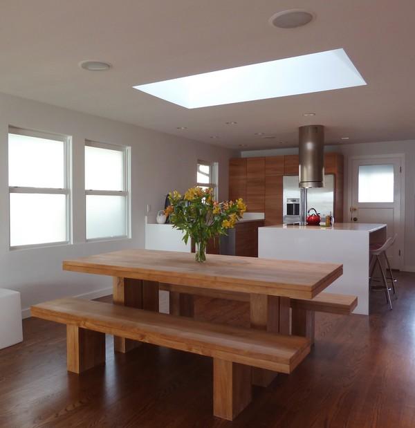 desain ruang makan rumah ide