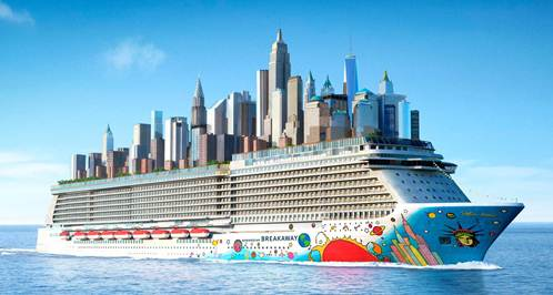 Out To Sea New York Cityinspired Advertising Campaign Promotes - Cruises out of nyc