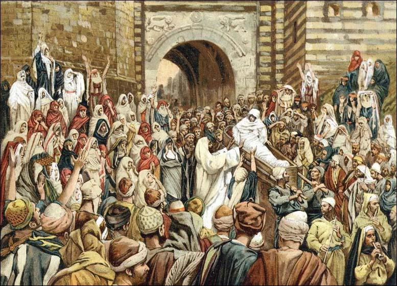 Women In The Scriptures Widow Of Nain