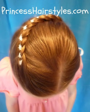 pinterest ribbon braid
