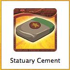 Statuary Cement