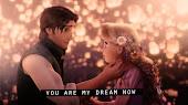 Ahora TU eres mi sueño.
