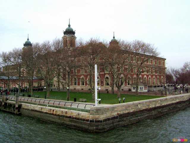 New York - Ellis Island