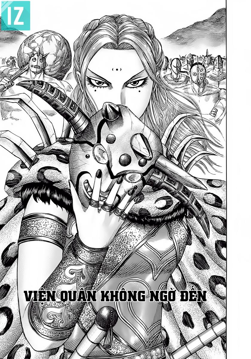 Kingdom - Vương Giả Thiên Hạ Chapter 346 page 2 - IZTruyenTranh.com