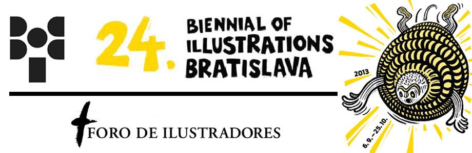 Bienal de Ilustración Bratislava 2013