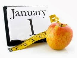 New Year's weight loss goals