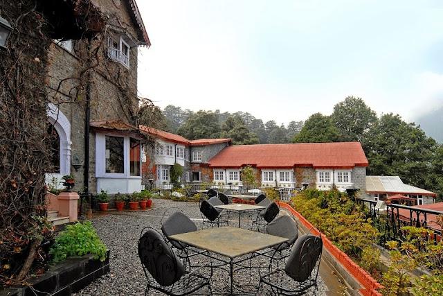 hotel india nainital
