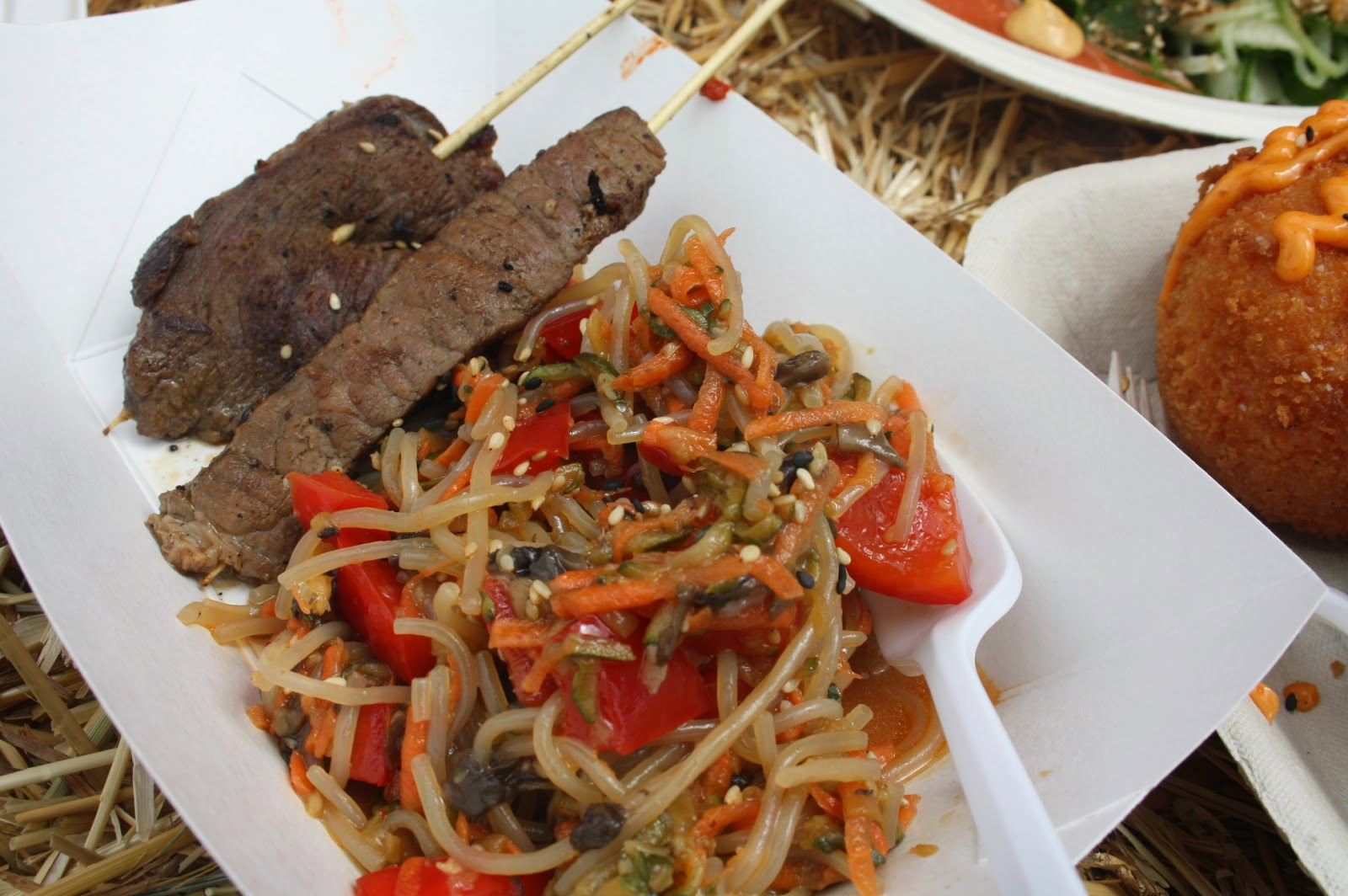 JapChae from Peller Food Truck Eats