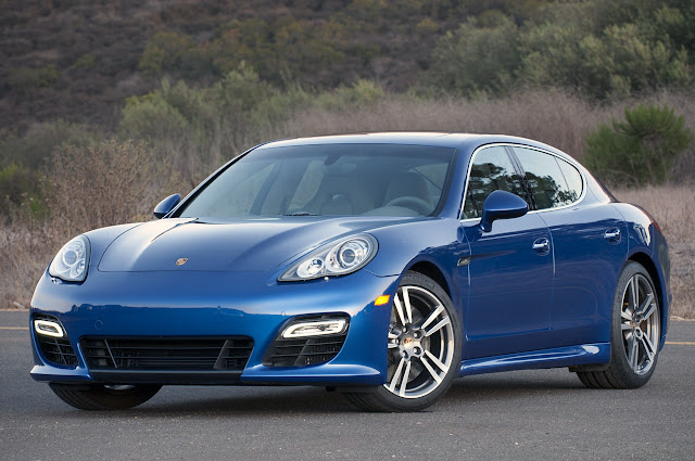 Запчасти Porsche Panamera V8