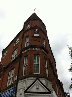 Warwick Farm Dairies, London W9