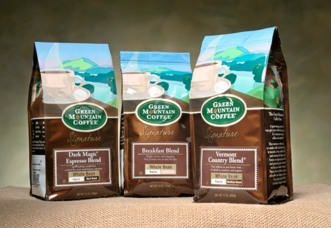 Green mountain coffee stock options