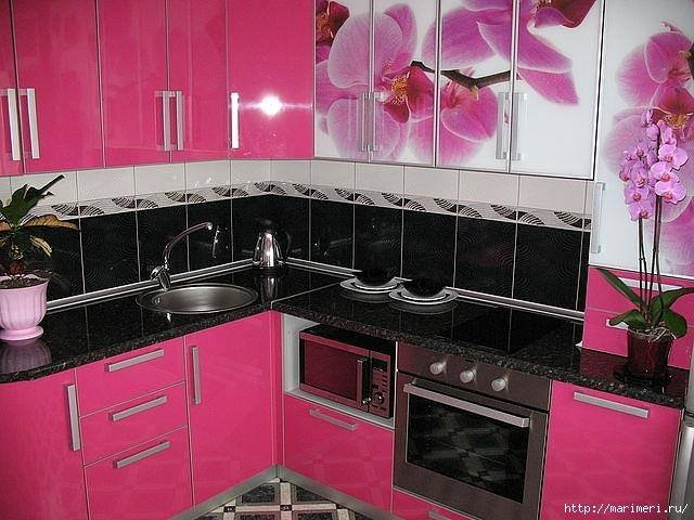 I mille volti di una donna cucine particolari - Cucine particolari ...