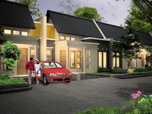 Foto Desain Rumah Minimalis Tipe 36-72 Klasik Modern