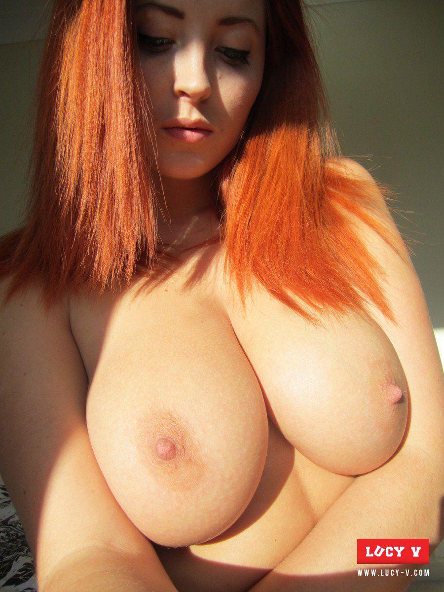 Big side tits nude