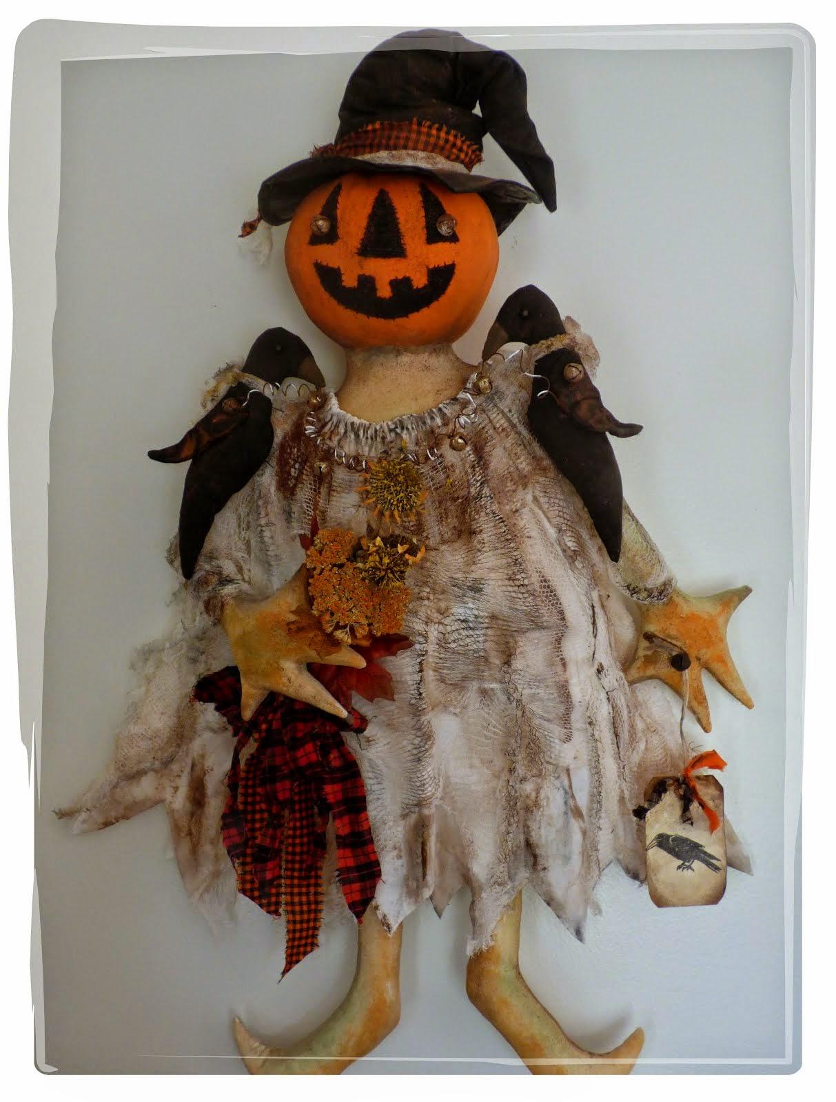 Zetta Halloween Witch
