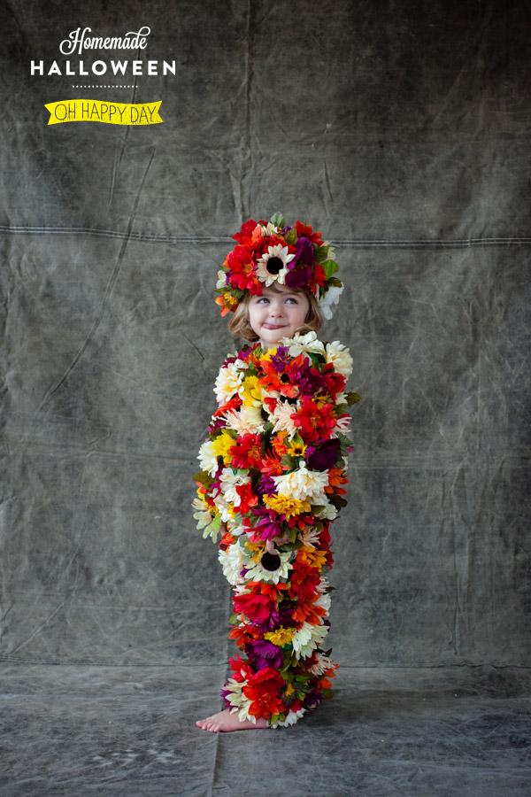 mascara flor