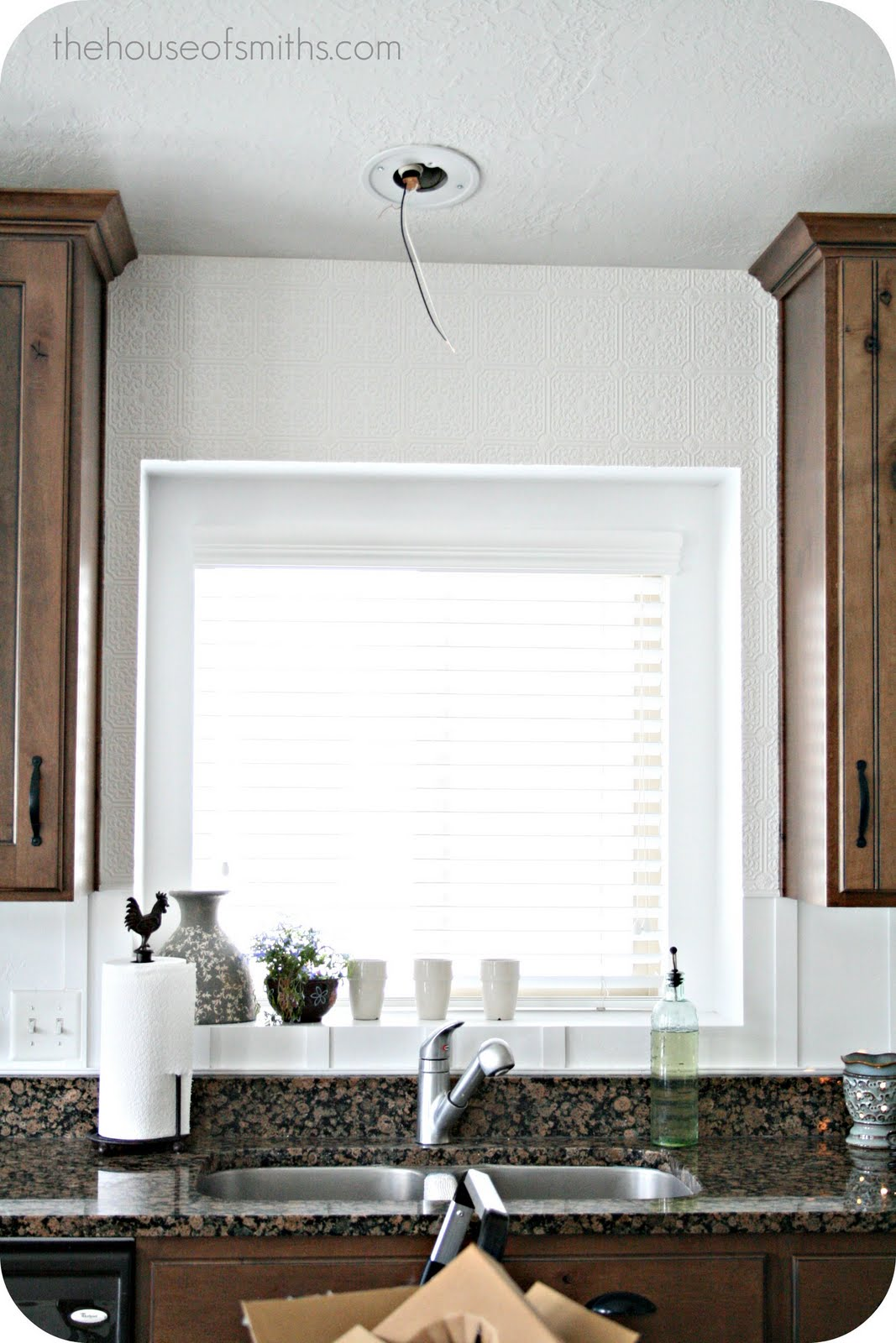 Recessed Lighting For Kitchen New Kitchen Lighting Converting A Can Light With A Recessed