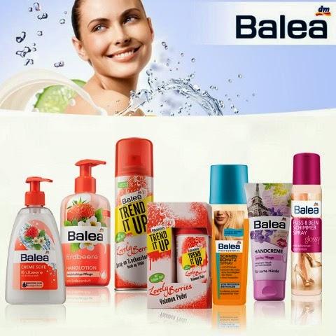 Neue Produkte von Balea im Mai!