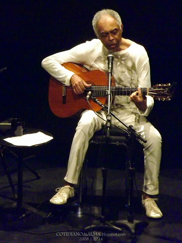 Gilberto Gil | Gilbertos Samba | João Gilberto | Teatro Riachuelo | Natal RN