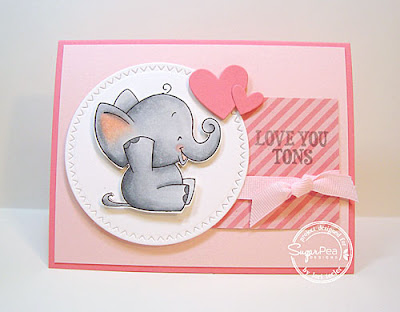 Love You Tons card-designed by Lori Tecler/Inking Aloud-stamps and dies from SugarPea Designs