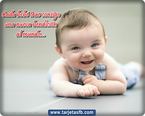 20 Mensagens Com Imagens De Bebes Fofos