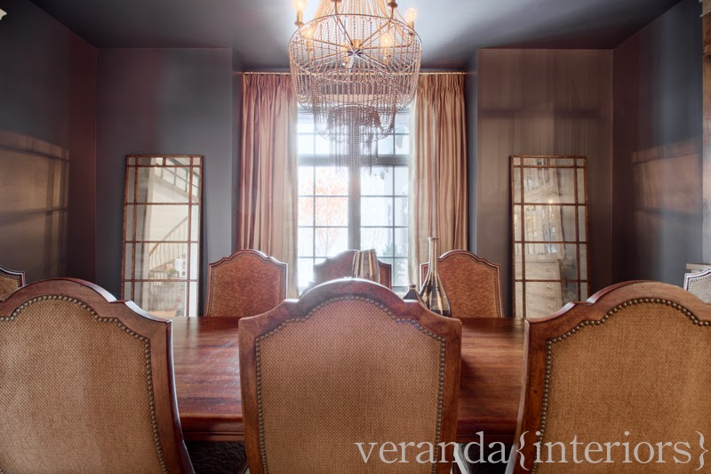 Our Home {Foyer U0026 Dining Room}