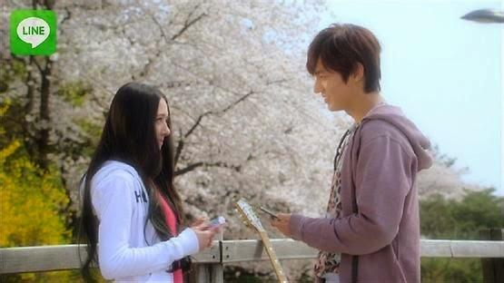 李敏鎬出演的迷你劇《一線鍾情》4天點擊率破了2000萬次!
