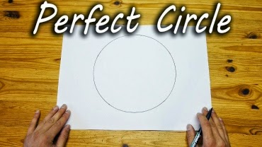 cerc perfect fara compas