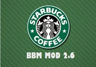 BBM Mod Starbuck Download