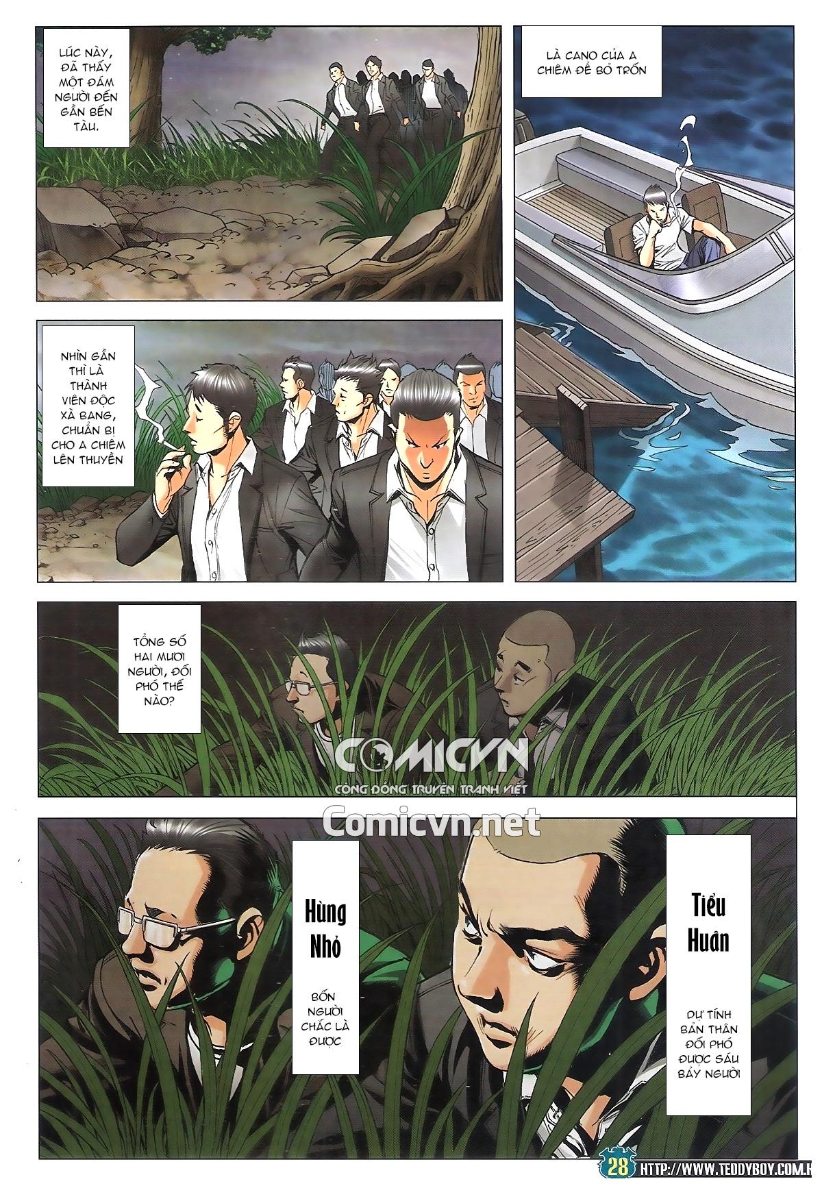 Người Trong Giang Hồ Chap 1804 - Next Chap 1805