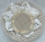 Knitted brooch pattern