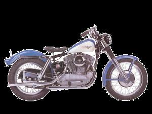 1968 XLCH