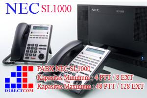Harga Pabx NEC SL1000