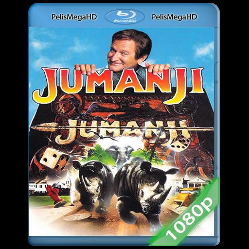 JUMANJI (1995) 1080P HD MKV ESPAÑOL LATINO
